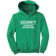 Security For My Little Brother Children