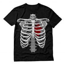 Skeleton Rib Cage Xray