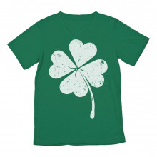 Distressed White Clover