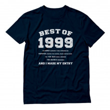 Sweet sixteen Gift Idea - Best of 1999 17th Birthday