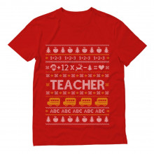 Teacher Ugly Christmas
